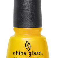 China Glaze - Sun's Up Top Down 0.5 oz - #82390