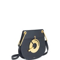 TOM FORD Handcuff Small Leather Shoulder Bag