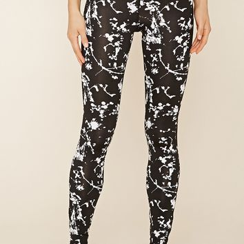 Active Paint Splatter Leggings