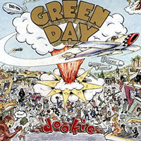 Green Day - Dookie LP RE