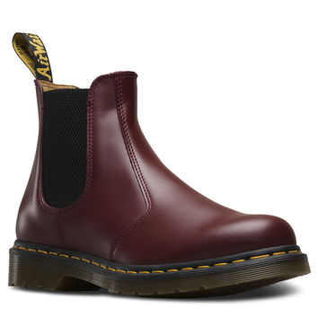 DR MARTENS 2976 YELLOW STITCH