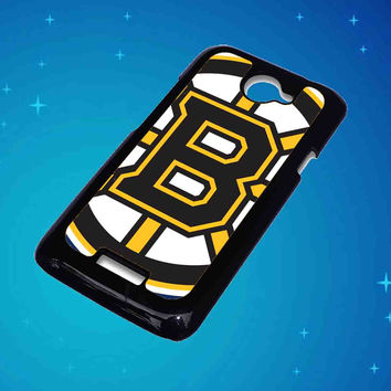 Boston Bruins For HTC One X Case ***