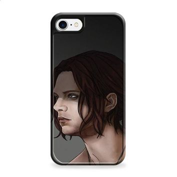 Bucky Barnes Art Civil War iPhone 6 Plus | iPhone 6S Plus case