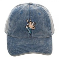 MPBC Nickelodeon Rocko's Modern Life Adjustable Hat