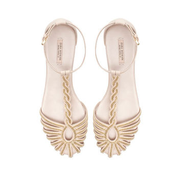 CHAIN SANDAL - Shoes - Woman | ZARA United States