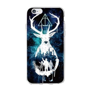 Harry Potter Dynamic Design Soft Silicone Cases for iPhone