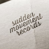 Sudden Movement // Unique Logotype graphic design for personal or business use