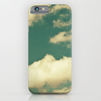 sky, clouds, dreams... iPhone & iPod Case by VanessaGF
