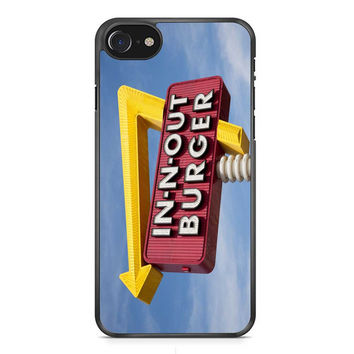 In N Out Burger Funny  iPhone 7 Case
