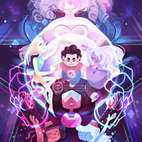 Steven Universe - large or extra large art print