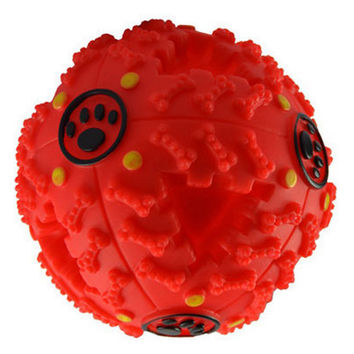 Cat Toy Pet With Sound Ball-food   middle