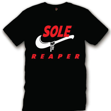 The Fresh I Am Clothing Sole Reaper Bred 11 Low's Tee