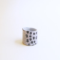 TINIEST PLANTER - POLKA DOTS
