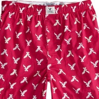 AEO Men's Eagle Boxer (Pink)