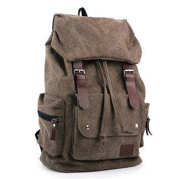 2017 Supreme Backpacks For Teenage Girls Laptop Bagpack Canvas Rucksack School Bags Bookbags Sac Shoulder Men Travel Bag