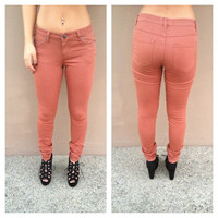 Chili Skinny Pants
