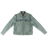 Levi's Womens Trucker Denim Unlined Jean Jacket