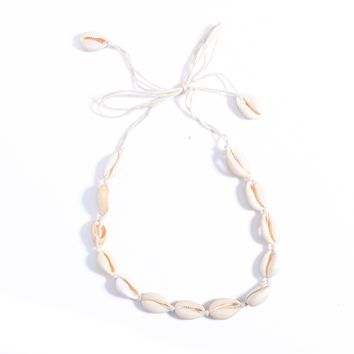 Stylish New Arrival Shiny Gift Jewelry Punk Simple Design Cotton Necklace [1292353896515]