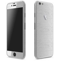 iPhone 6 | Brushed Steel Skins, Wraps & Decals // SlickWraps