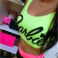 Barbie Sports Bra