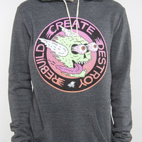 Glamour Kills - Acid Eyes Pullover Hood