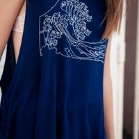 KATE HIGH TIDE WAVES TANK