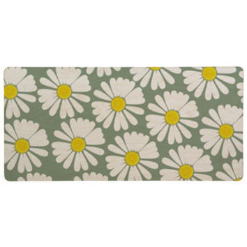 Georgiana Paraschiv Chamomile Pattern Desk