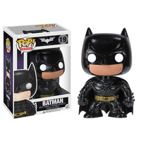 Batman Dark Knight Trilogy Pop Heroes Vinyl Figure