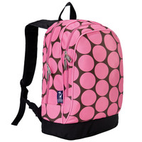 Big Dot Pink Sidekick Backpack