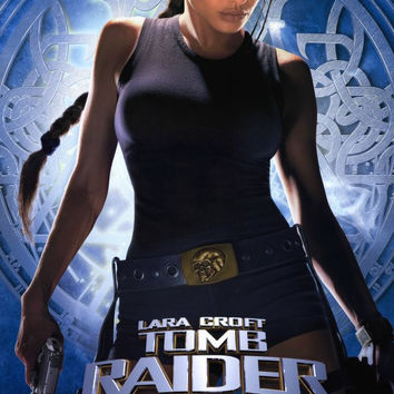 Lara Croft: Tomb Raider 27x40 Movie Poster (2001)
