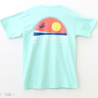 Waters Bluff Big Air T-Shirt for Men in Island Reef SSTBA