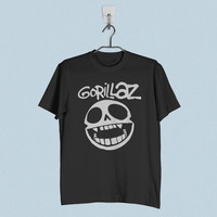 Men T-Shirt - Gorillaz Logo