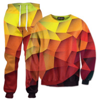 Abstract Sketch Tracksuit