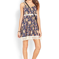 Dreamland Tiered Floral Dress