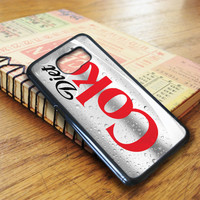 Diet Coke Can Samsung Galaxy S6 Edge Case
