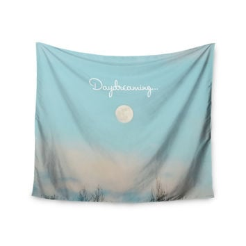 "Beth Engel ""Day Dreaming"" Sky Clouds Wall Tapestry"