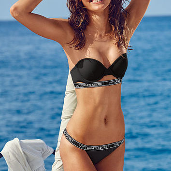 The Logo Beach Bandeau - Victoria's Secret