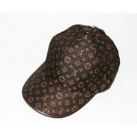 Louis Vuitton Baseball Cap Adjustable