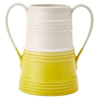 Dipped Urn, Yellow