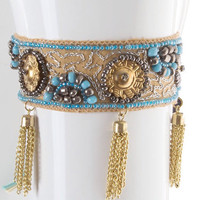 Boho Jewelry Upper Arm Cuff Armlet Arm Band Trending Jewelry Top Selling Shop - By PiYOYO 45348X2