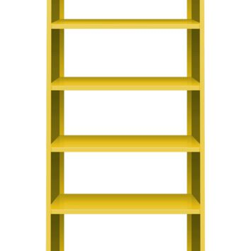 Active Duty 5 Shelf Mobile Bookcases