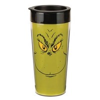 Dr. Seuss Grinch Travel Mug