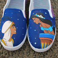 hand made Disney Shoes