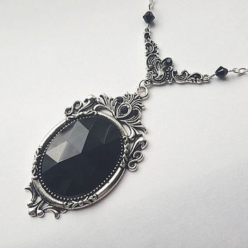 Dark Queen Gothic Necklace
