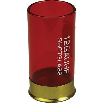 12 Gauge Shotgun Shell Shot Glass