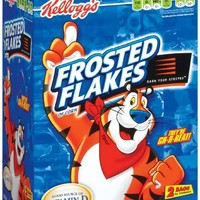 Frosted Flakes Cereal, 61.9-Ounce Box