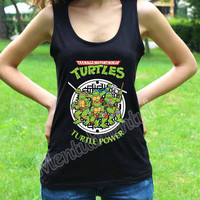 Teenage Mutant Ninja Turtles-S,M,L,XL Tank