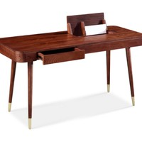 Teller Desk WALNUT
