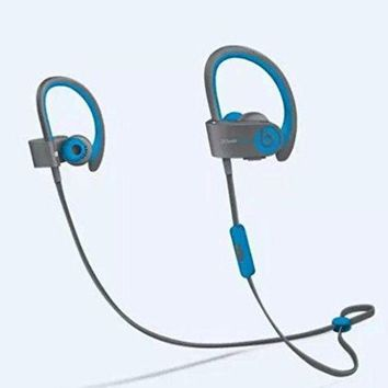 CREY2N Beats by Dr Dre Powerbeats 2 Wireless In-Ear Bluetooth Headphone (Flash Blue) Customer Return $40 Off (Tested Working Perfectly and repackaged) ¡­