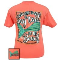 Mermaid Tail Tee